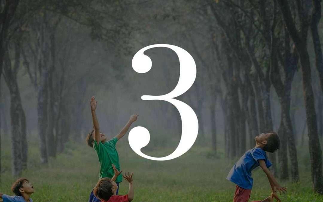 Numerologia dzieci 3 - Dorota Zwierz - NumeroloDy