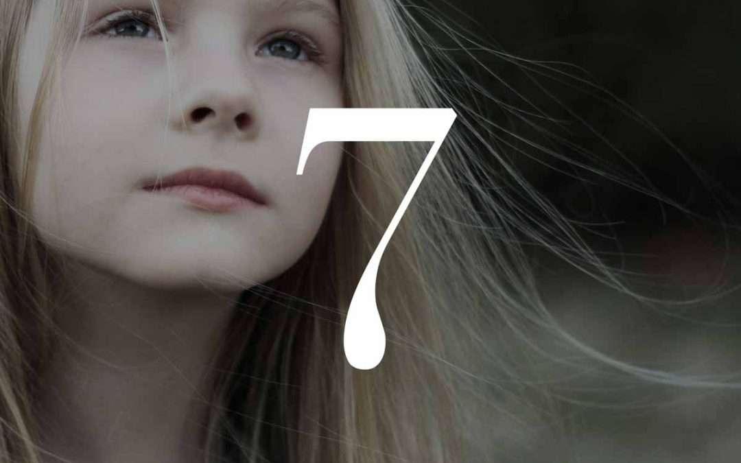 Dziecko 7 – Numerologia dzieci