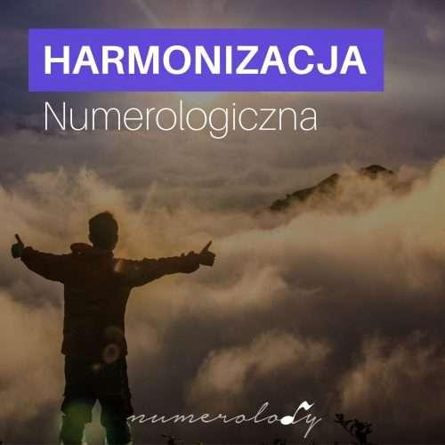 Numerolody - Harmonizacja Portretu Numerlogicznego