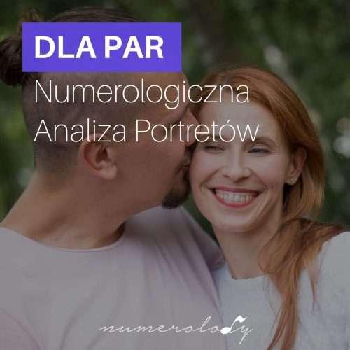 Numerolody - Portret Numerologiczny Dla Par