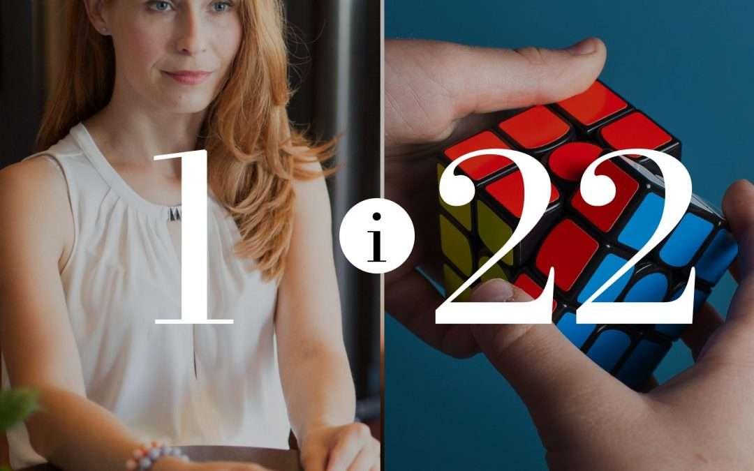 Numerologia Par 1 i 22 - Dorota Zwierzh - NumeroloDy