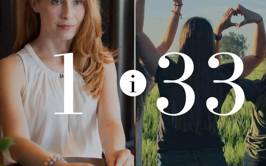 Związek 1 i 33 – Numerologia dla Par
