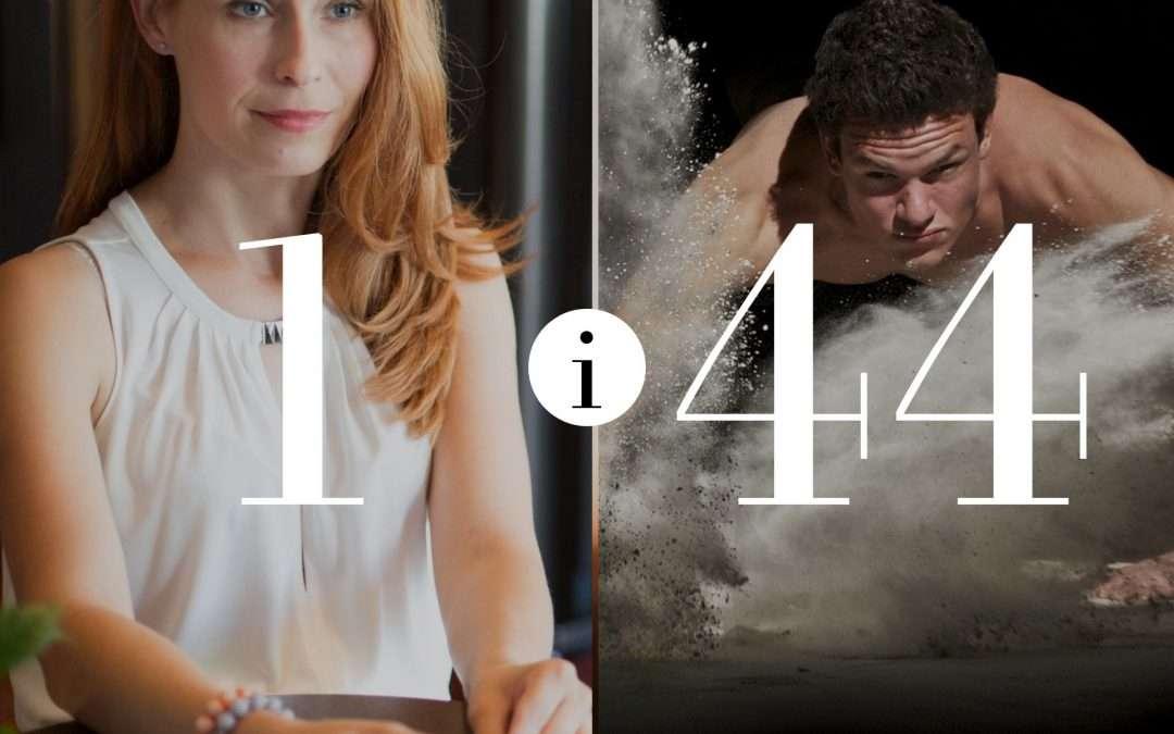 Związek 1 i 44 – Numerologia dla Par