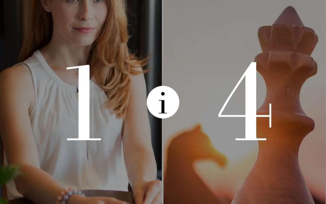 Numerologia Par 1 i 4 - Dorota Zwierzh - NumeroloDy