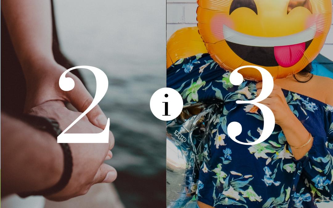 Numerologia Par 2 i 3 - Dorota Zwierzh - NumeroloDy