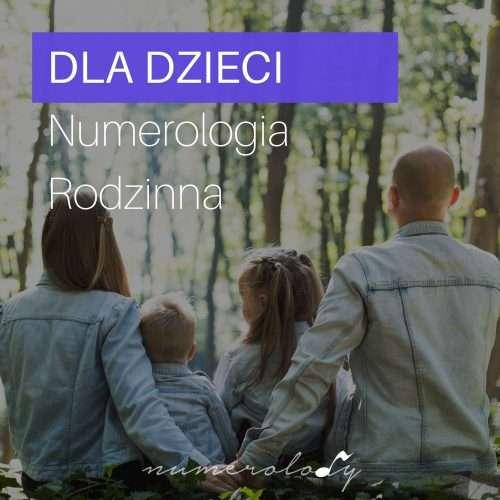 Numerolody - Diagnoza Numerologiczna dla Dziecka