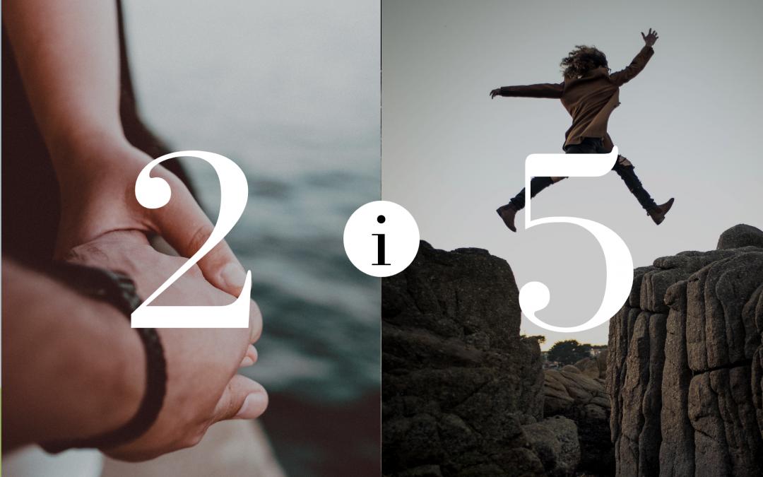 Numerologia Par 2 i 5 - Dorota Zwierzh - NumeroloDy