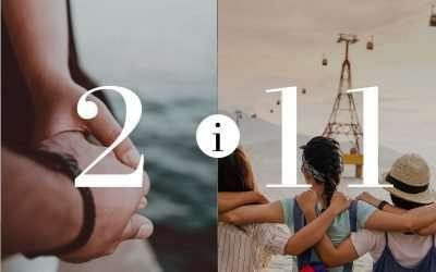Związek 2 i 11 – Numerologia dla Par