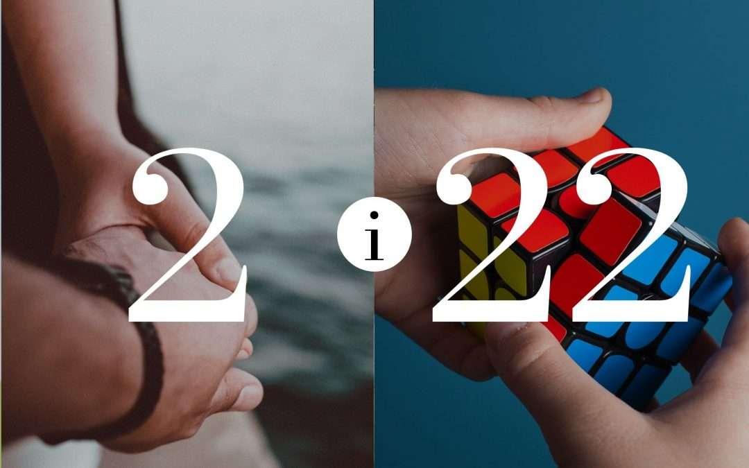 Związek 2 i 22 – Numerologia dla Par
