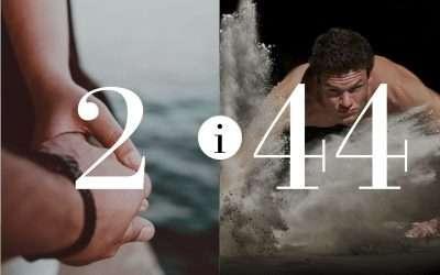 Związek 2 i 44 – Numerologia dla Par