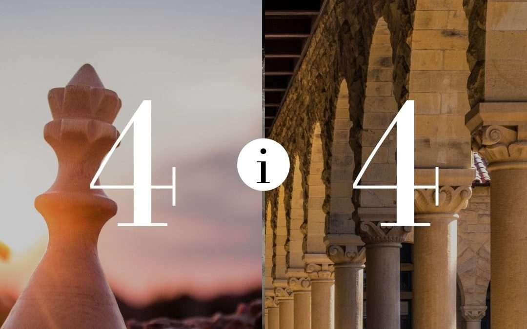 Związek 4 i 4- Numerologia dla Par