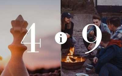 Związek 4 i 9- Numerologia dla Par
