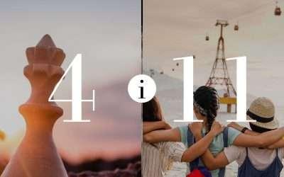 Związek 4 i 11- Numerologia dla Par
