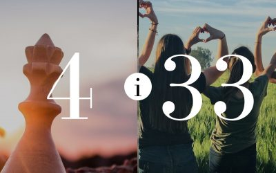 Związek 4 i 33 – Numerologia dla Par