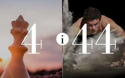 Związek 4 i 44 – Numerologia dla Par
