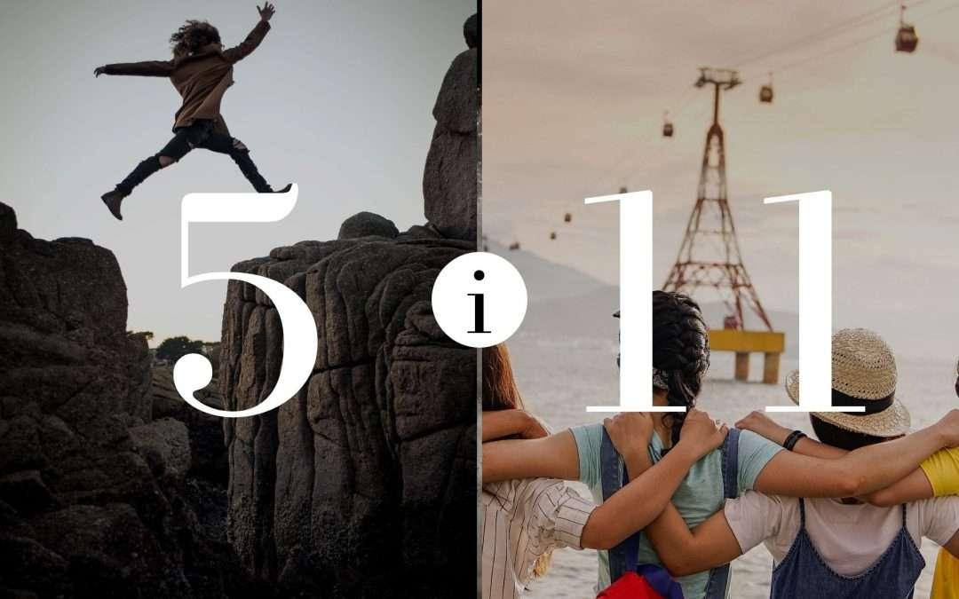 Związek 5 i 11 – Numerologia dla Par