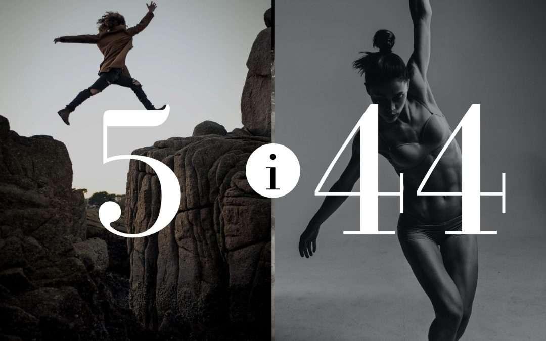 Numerologia Par 5 i 44 - Dorota Zwierzh - NumeroloDy