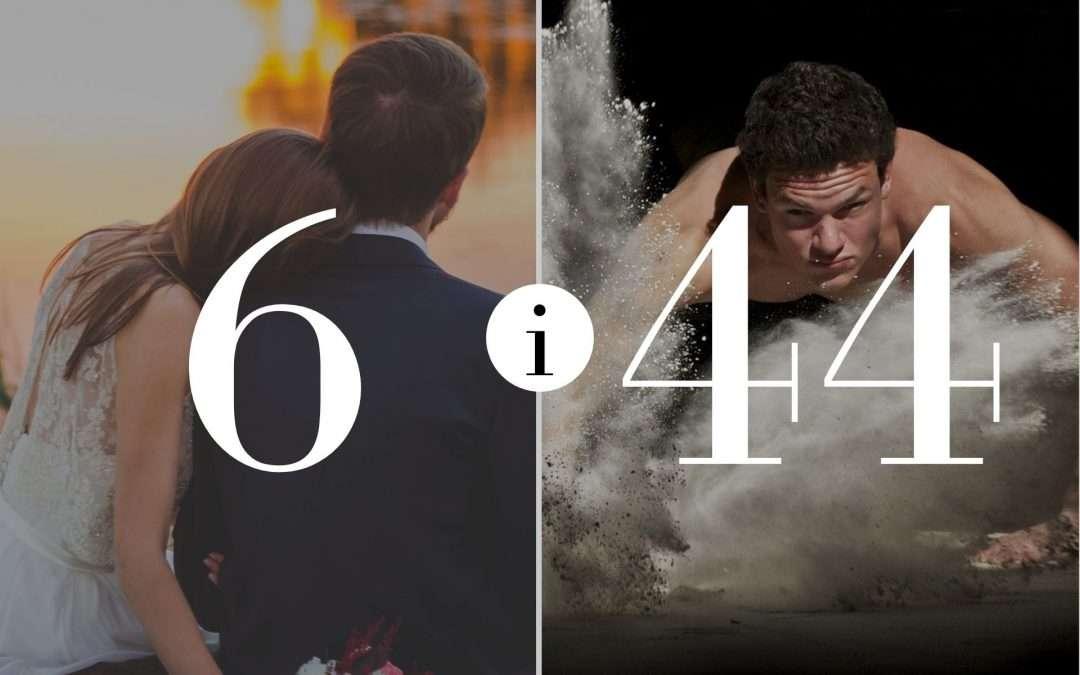 Związek 6 i 44 – Numerologia dla Par