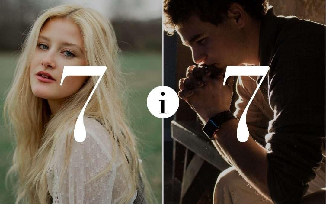 Numerologia Par 7 i 7 - Dorota Zwierzh - NumeroloDy