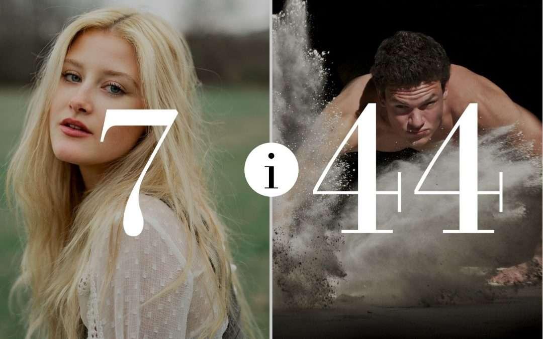 Numerologia Par 7 i 44 - Dorota Zwierzh - NumeroloDy