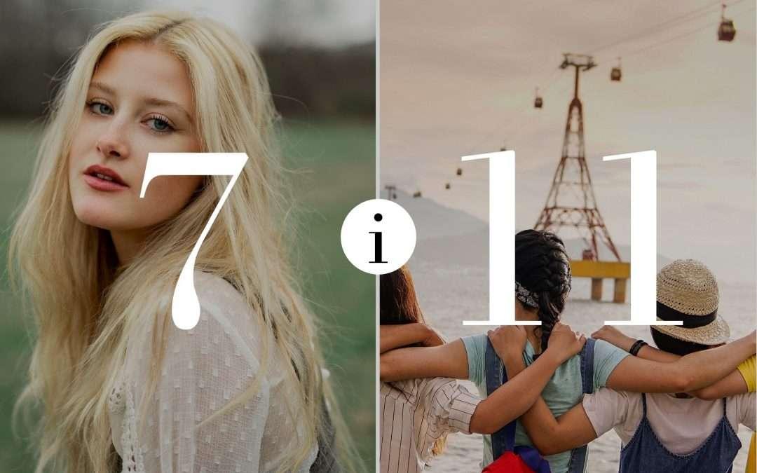 Numerologia Par 7 i 11 - Dorota Zwierzh - NumeroloDy