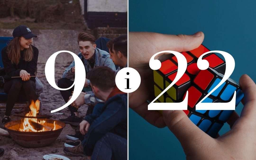Numerologia Par 9 i 22 - Dorota Zwierzh - NumeroloDy