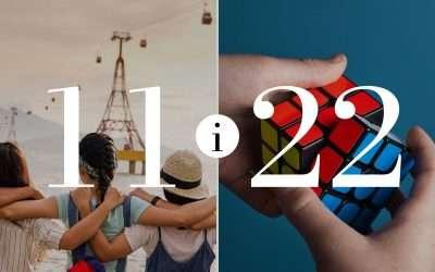 Związek 11 i 22 – Numerologia dla Par