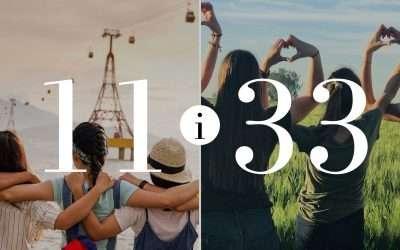 Związek 11 i 33 – Numerologia dla Par
