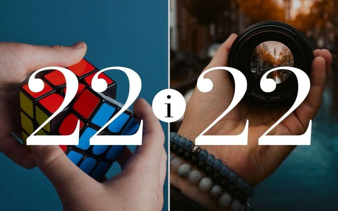 Związek 22 i 22 – Numerologia dla Par
