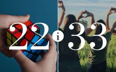 Związek 22 i 33 – Numerologia dla Par