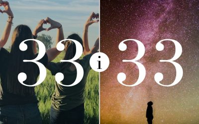 Związek 33 i 33 – Numerologia dla Par